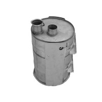 Chiptuning Katalizator Euro 5 DAF DAF LF CUMMINS 4931988, 49697, 300607-A, 160802, 0107185e44, 07005, 20100-LB00A, 91/689/EEC